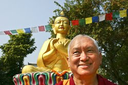 Advice from Rinpoche Nov 2009