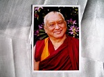 Photo of Kybeje Lama Zopa Rinpoche